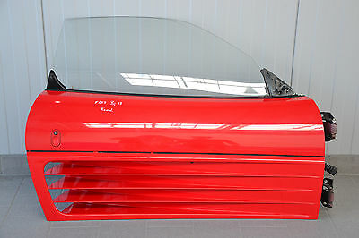 Ferrari 348 TB Tür mit Grill Unterteil rechts Door Frame Grille right 62098400 ()