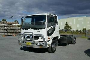 2012 Fuso Fighter 1024 Cab Chassis South Murwillumbah Tweed Heads Area Preview