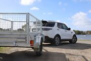 Heavy Duty Gal 6x4 with Rego, 600mm Cage, Spare, Tilt Carseldine Brisbane North East Preview