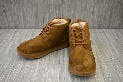 UGG Kids Neumel II 1017320K Boots, Big Kid's Size 6, Chestnut