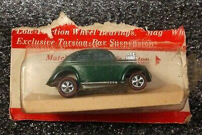 Vintage Hot Wheels Redline 1968 CUSTOM VOLKSWAGEN / New / mint? / no button