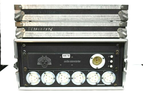 MOTION LAB POWER DISTRO RAC PAC- IN 5SP RACK PAC #6678 (ONE)