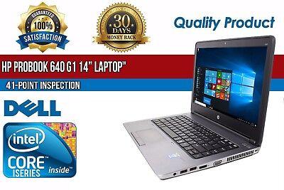 C Grade HP ProBook 640 G1 14