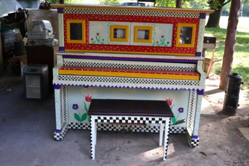 Customized 1919 Emerson Player Piano
