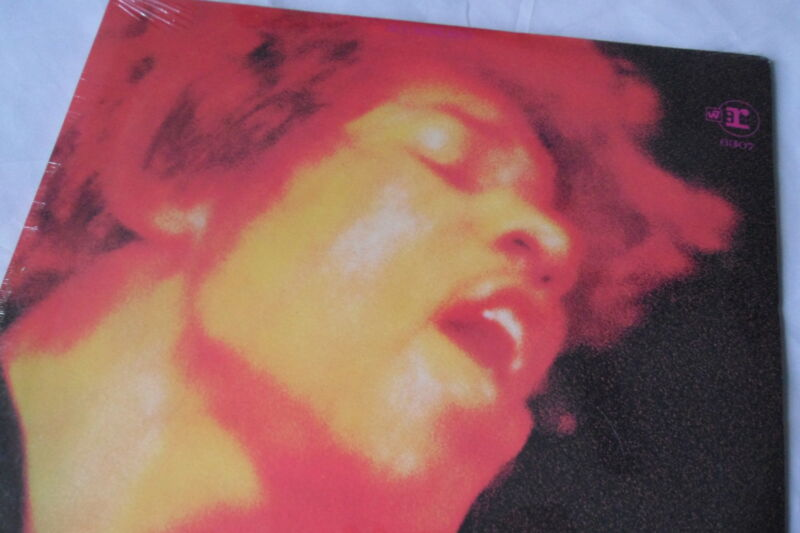 JIMI HENDRIX Original ***SEALED*** 1st Press?__Electric Ladyland LP__NM-