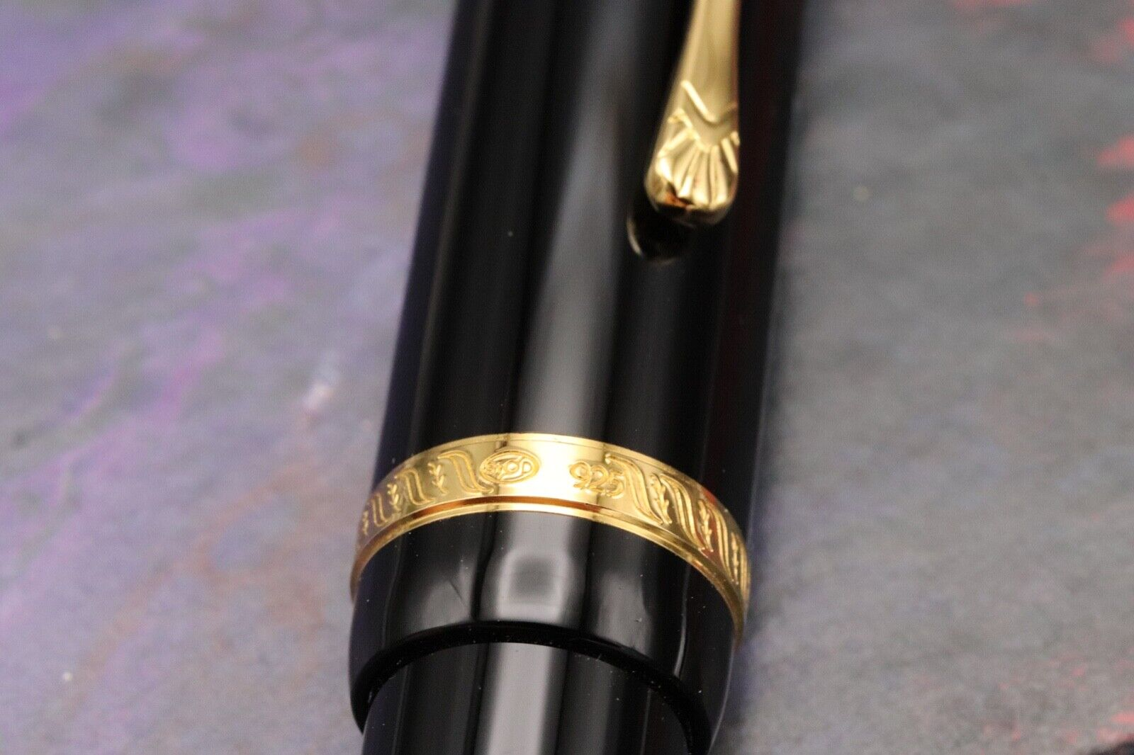 Montblanc Voltaire Writers Limited Edition Fountain Pen 4