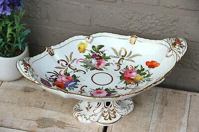 26 cm Teller Chantilly Frankreich B.W.M /& Co