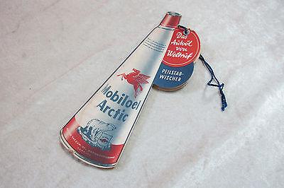 Alter original  Mobiloel Arctic Peilstab - Wischer Peilstabwischer echte Rarität
