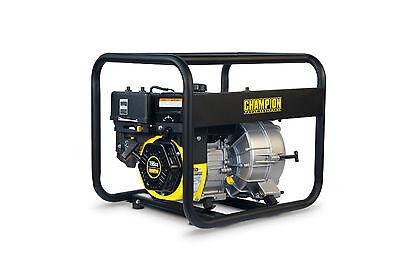 66525 - Champion 3 Semi-trash Water Transfer Pump - 343 Gallons Per Minute