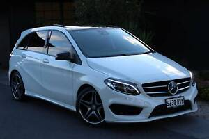 2015 Mercedes-Benz B250 W246 Hatchback Automatic 4MATIC 2.0T Somerton Park Holdfast Bay Preview