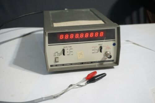 HP 5383A 520MHz frequency counter