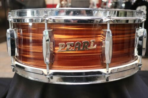 Pearl 5.5x14 Snare Drum Tiger