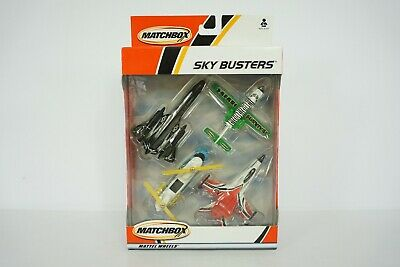 Matchbox Die Cast 2001 Mattel Wheels Sky Busters Item 47311 Jet Helicopter NEW