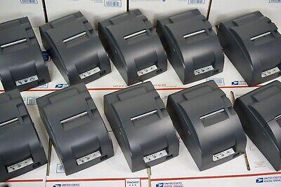 Epson Tm-u220b Ethernet Interface Pos Printer 180day Warranty Kitchen Usa