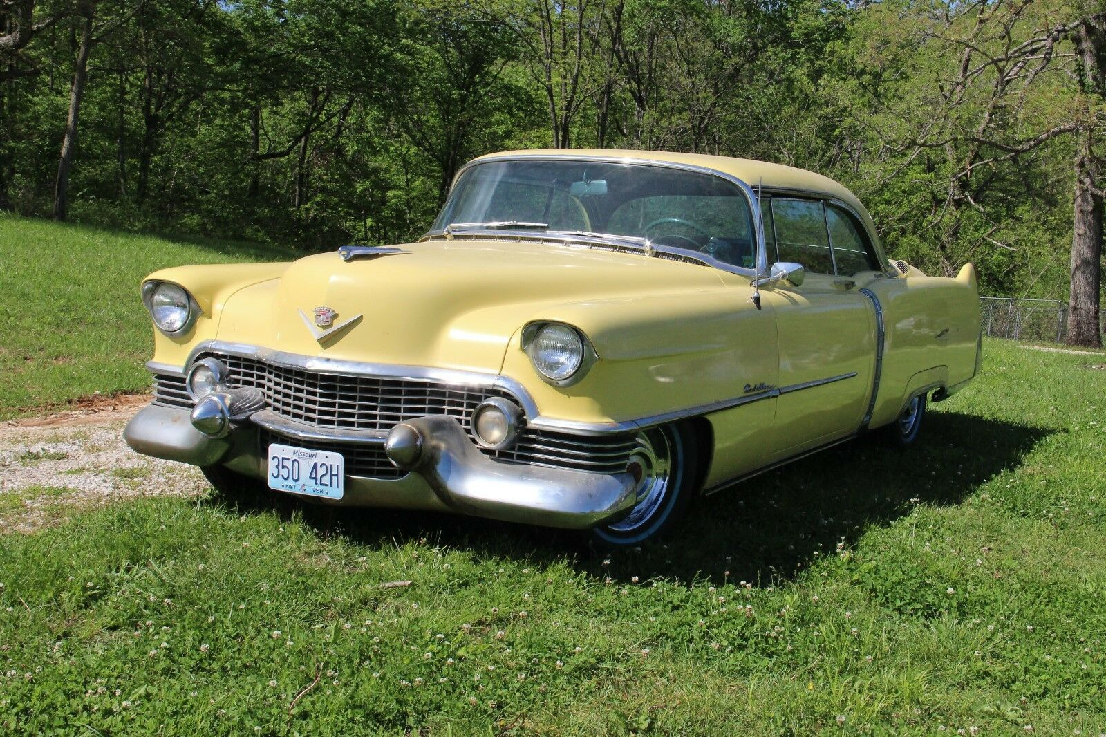 1954 Cadillac Coupe Deville - Used Cadillac Deville for ...