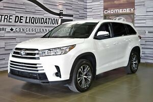 2017 Toyota Highlander LE AWD CAMERA