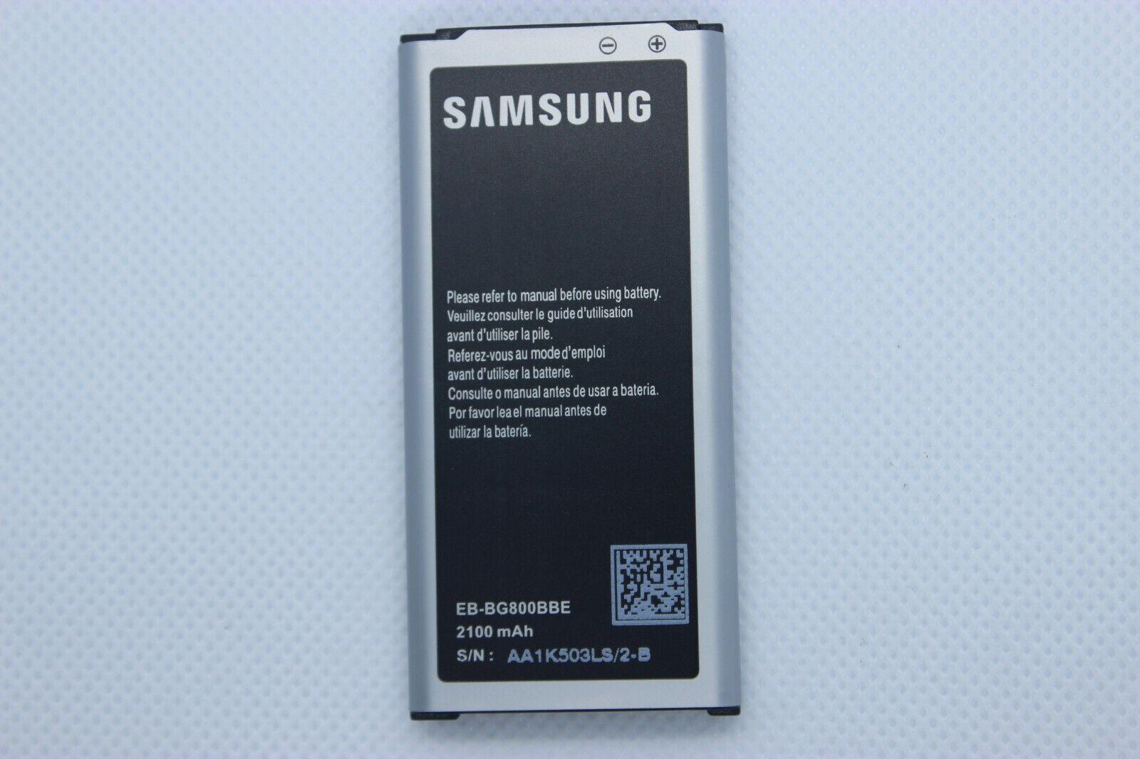 Samsung S5 Mini 2100mAh Li-Ion Akku für Samsung Galaxy S5 Mini (EB-BG800BBE)