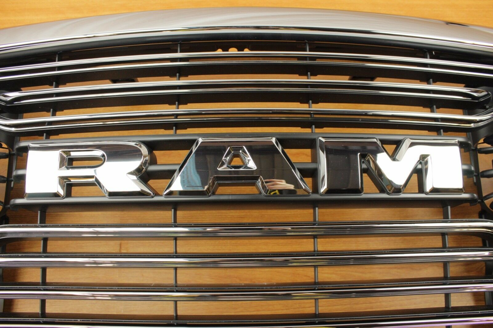 2013-2019 RAM 1500 Chrome Laramie Limited Front Grille ...