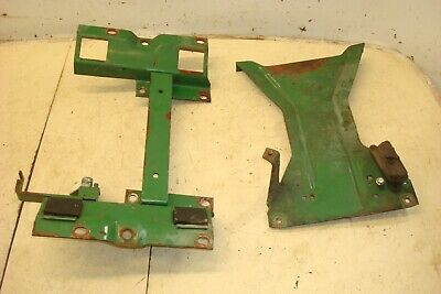 Oliver 1250 Gas Tractor Fuel Tank Mounting Brackets