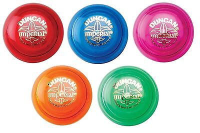Duncan Imperial Yo Yo Original Classic Blue Red Green Orange Or Pink World S  1