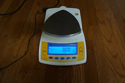 Sartorius Digital Lab Scale Balance Analytical Cp622 10 Mg 600g