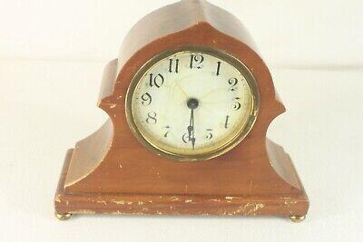 WATERBURY CLOCK CO. antique mantel clock for parts or repair. (ref D 430)