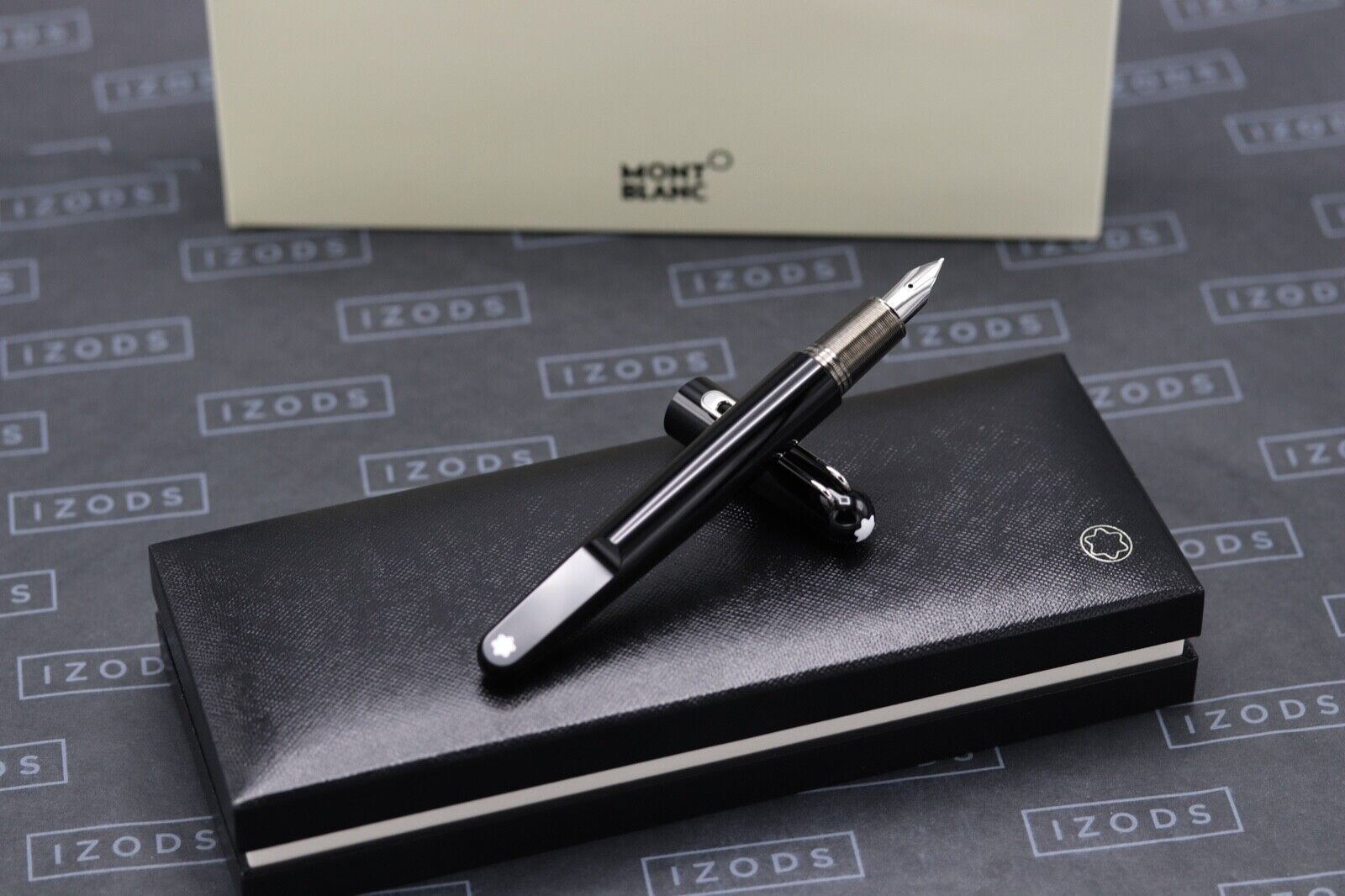 Montblanc M Marc Newson Fountain Pen