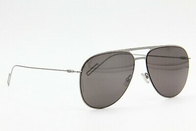 822d61015 NEW CHRISTIAN DIOR DIOR0205S KJ1NR SILVER AUTHENTIC SUNGLASSES 59-15