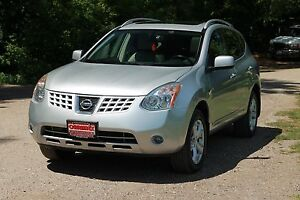 2008 Nissan Rogue SL | AWD | Sunroof | CERTIFIED