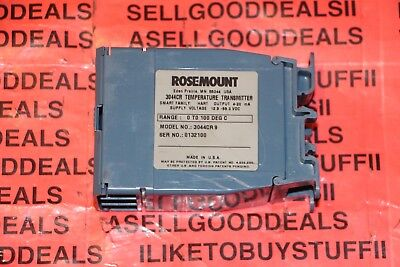 Rosemount 3044cr9 Temperature Transmitter