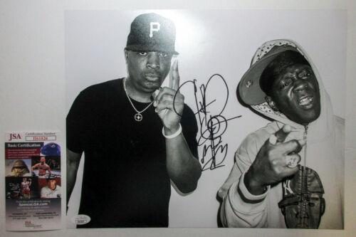 Chuck D of 'Public Enemy' Signed Autographed 11x14 Photo JSA