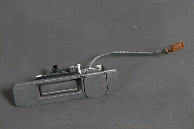 A1667500993 Mercedes X166 GL 63 W166 ML Griff Kamera Heckklappe Rückfahrkamera