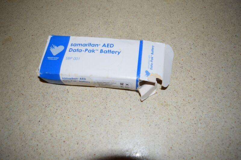 HEARTSINE SBP 001 SAMARITAN AED DATA-PACK BATTERY