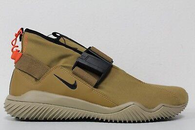 Nike Lab ACG 07 KMTR Komuyter Golden Beige Black Khaki 902776-201 Size 12