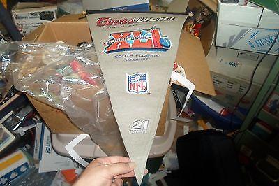 Winning Streak NFL Super Bowl XLI Banner