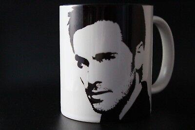 Once Upon A Time Captin Hook Colin O'Donoghue Killian Jones Handmade Coffee Mug - Captin Hook