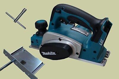 Makita 18V Akku Handhobel DKP180Z 82mm Solo Gerät ohne Akku ohne Ladegerät