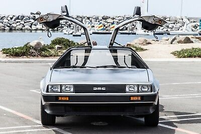 1981 DeLorean DMC-12  1981 DeLorean DMC-12