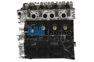Mazda B2600 Pickup MPV 2.6L Remanufactured Engine 1989-1993