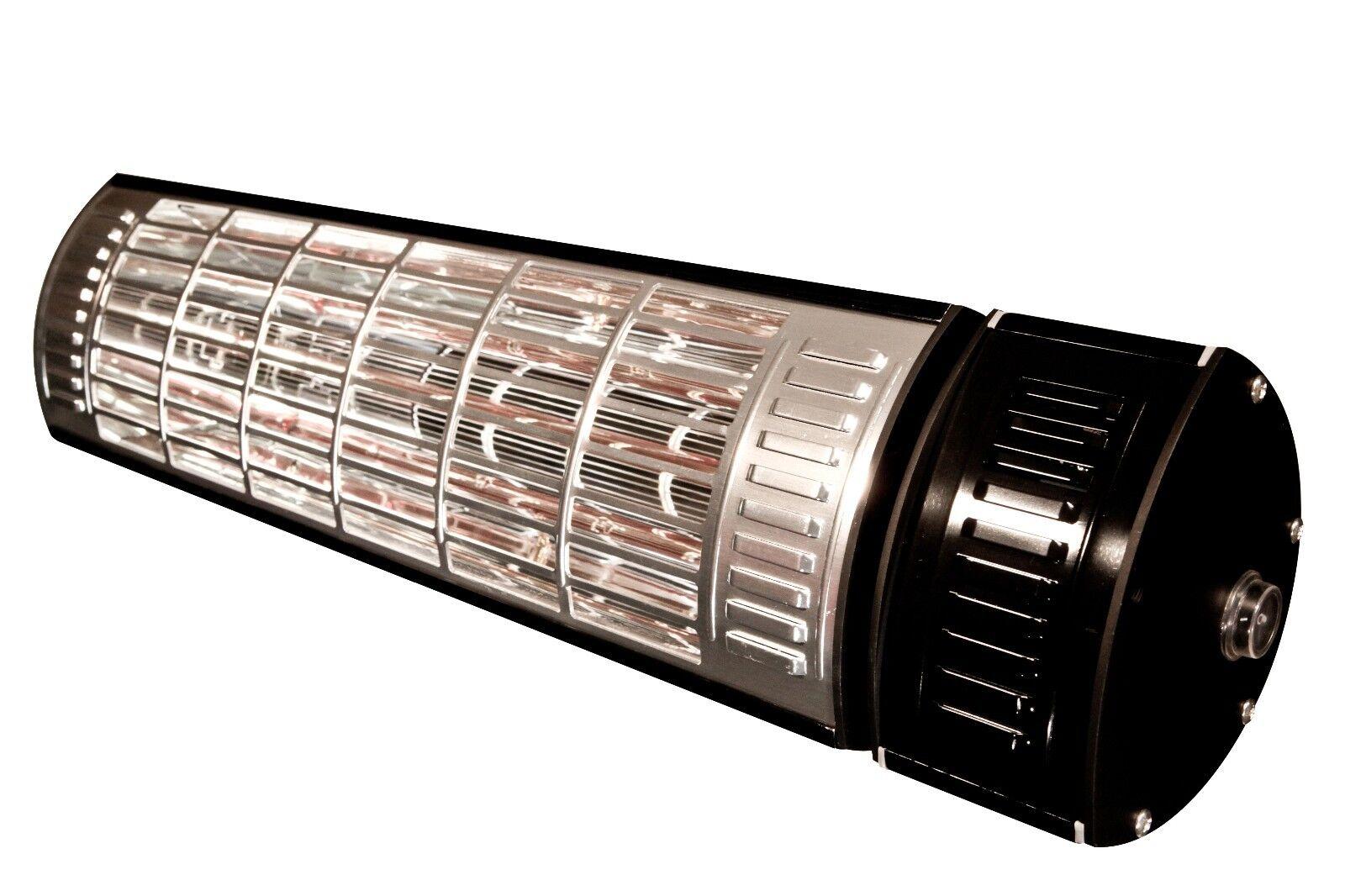 1500 Watt Infrared Wall Mount Heater Indooroutdoor Commercia