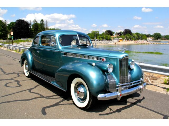 "Packard : Other SUPER 8 160 1940 PACKARD SUPER 8 160 COUPE ""FULLY RESTORED, THE FINEST!!!"""