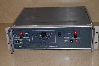 Valhalla Scientific 2500ep Programmable Ac-dc Current Calibrator 6f