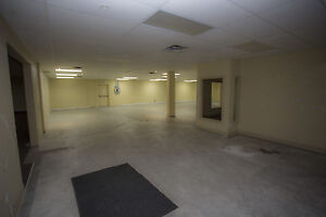 Open Concept | Great Parking | Dense Residential Area