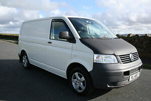 VW TRANSPORTER T5 2004/04 2.5TDI 174BHP CAMPER SWB 128K ALLOYS DAY VAN