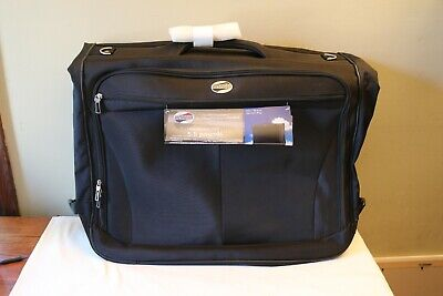 American Tourister Atmosphera Two Black Garment Travel Bag NWT American Tourister Lightweight Garment Bag