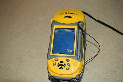 Trimble Geoxt 70950-21 Pocket Pc Handheld Data Collector W Charger 12