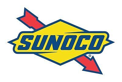 Sunoco Gasoline Vinyl Banner Flag Sign Gas Service Station Garage Mechanic Shop