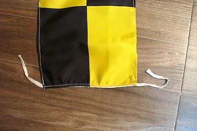 Naval Signal Flags / Flag SET- Set of Total 26 flag - Marine Code -Total 28 Flag