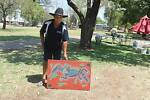 Aboriginal Dot Art by Hongy