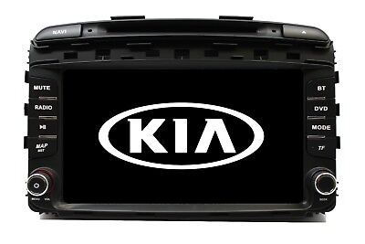 Plug & Play In Dash GPS Navigation DVD Player Radio for Kia Sorento 2016 - 2018
